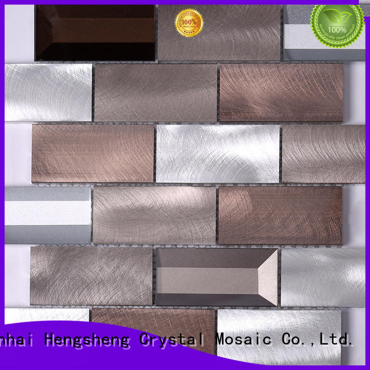 Heng Xing Wholesale mosaic style tiles series for living room