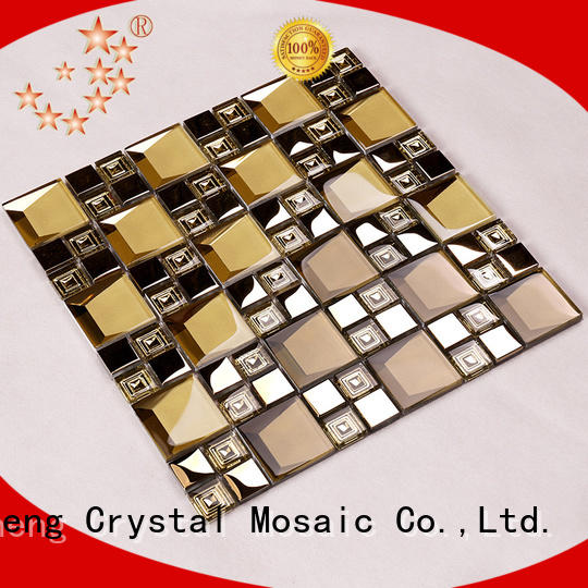 home 3d mosaic tile factory price for villa