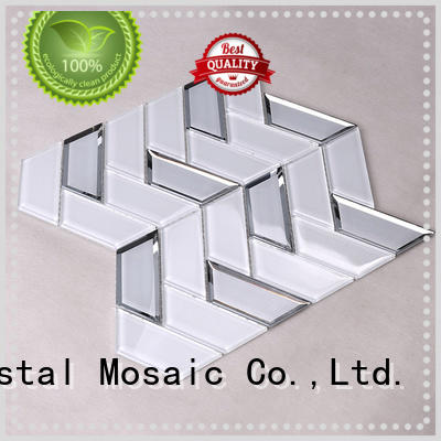 pattern glass wall tiles supplier for villa Heng Xing