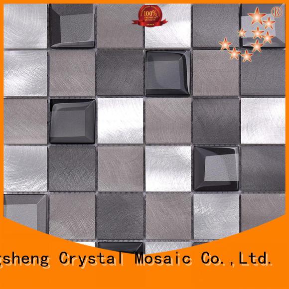 2x2 porcelain mosaic tile hsw18008 manufacturers for living room