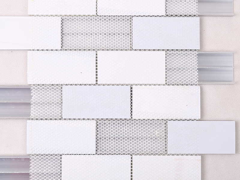 Heng Xing-Find Metallic Glass Mosaic Tile Bevel Tile -Hengsheng Glass Mosaic-4