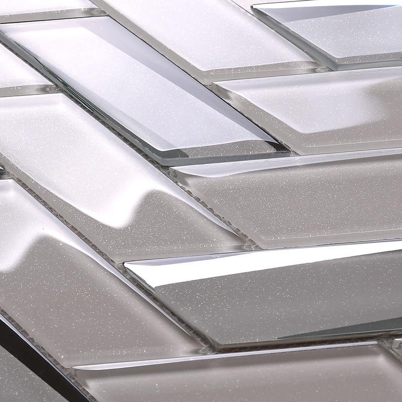 Heng Xing-glass wall tiles for kitchen | Glass Mosaic Tile | Heng Xing