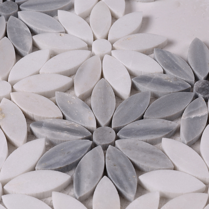 Heng Xing-Find Glass And Stone Mosaic Tile stone Backsplash On Hengsheng-2