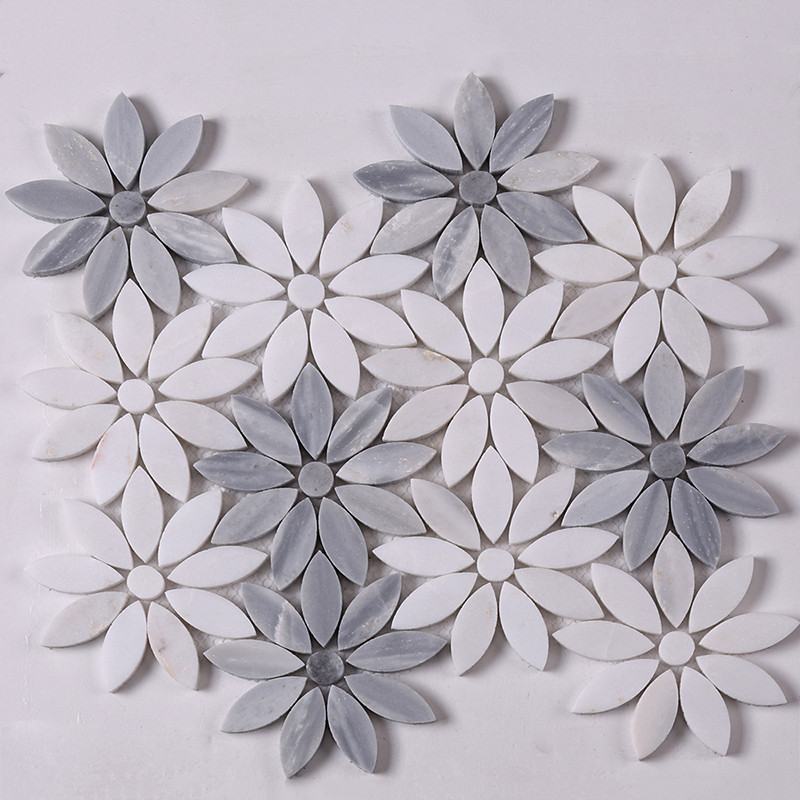Heng Xing-Find Glass And Stone Mosaic Tile stone Backsplash On Hengsheng-3