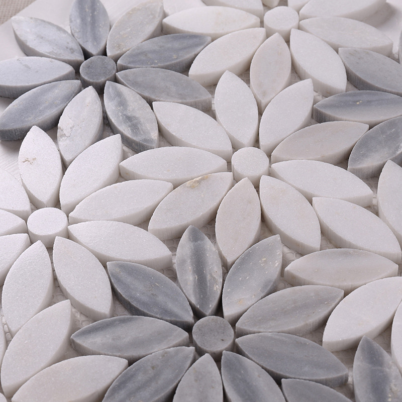 Heng Xing-Find Glass And Stone Mosaic Tile stone Backsplash On Hengsheng-4