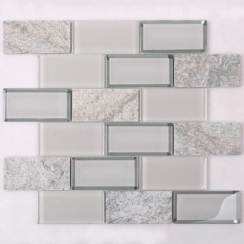 herringbone tile metal for hotel Heng Xing