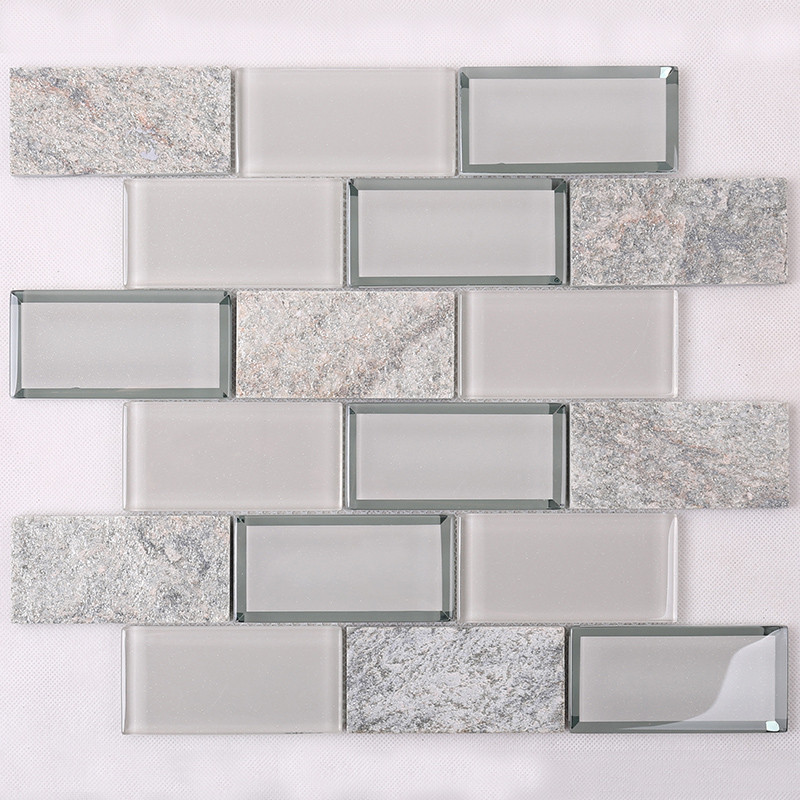Heng Xing 3x4 glass wall tiles wholesale for living room-4