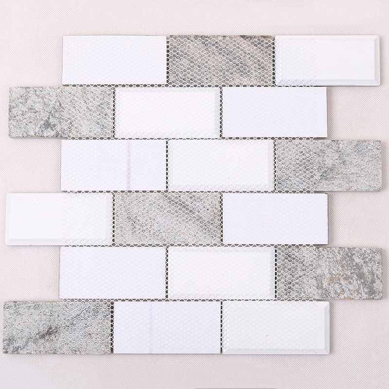 Heng Xing 3x4 glass wall tiles wholesale for living room-5