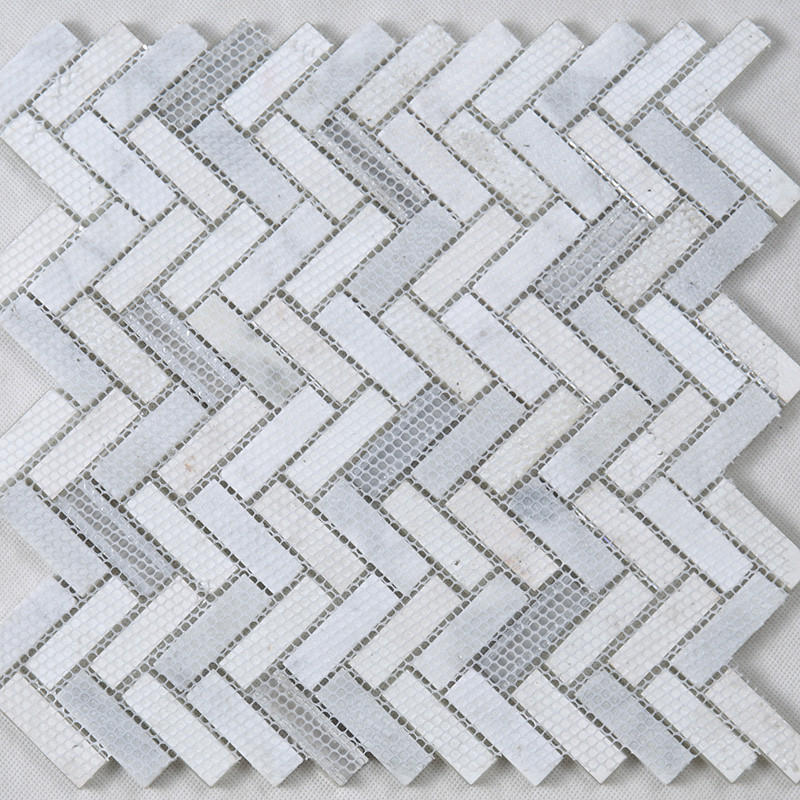 ceramic bathroom 2x2 Heng Xing Brand swimming pool mosaics factory