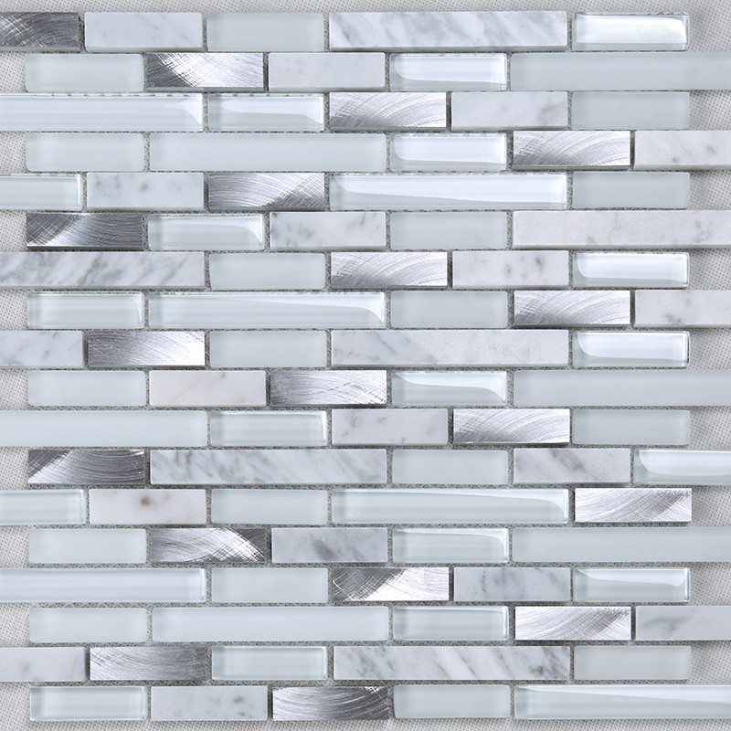 beveled sea glass tile sand supplier for hotel-4