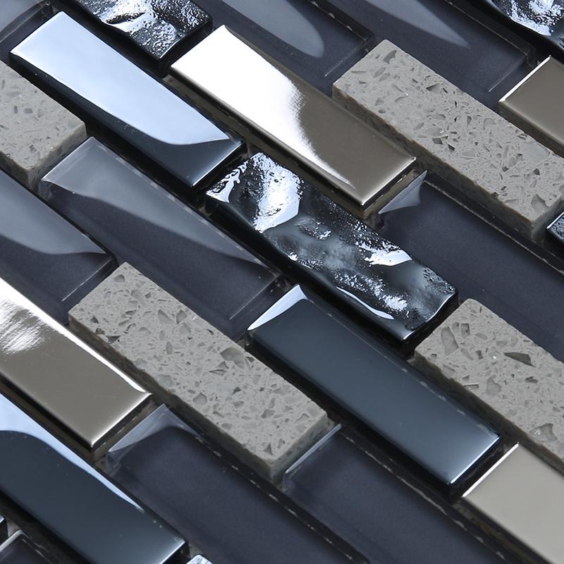 news-Heng Xing-Heng Xing resin glass metal tile wholesale for villa-img
