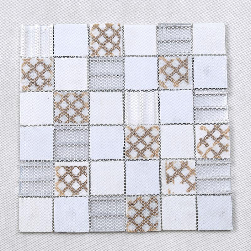Heng Xing-Professional Kitchen Backsplash Hexagon Tile Blue Supplier-4