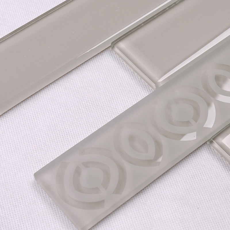 news-Heng Xing-Heng Xing beveling oceanside glass tile wholesale for kitchen-img