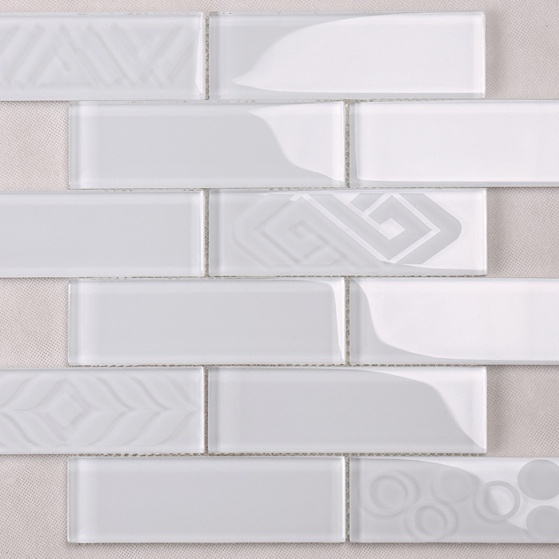 Heng Xing-Find Glass Subway Tile Backsplash Bevel Tile From Hengsheng-3