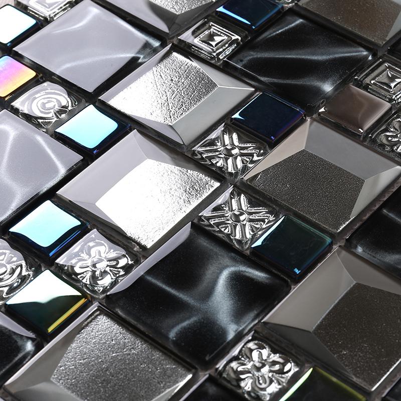Heng Xing-inkjet tile ,glass metal backsplash | Heng Xing-1