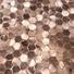 Top aluminum mosaic tile outdoor customized for restuarant