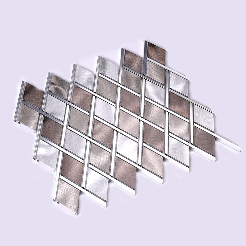 2x2 metallic kitchen tiles hlc140 directly sale for bathroom