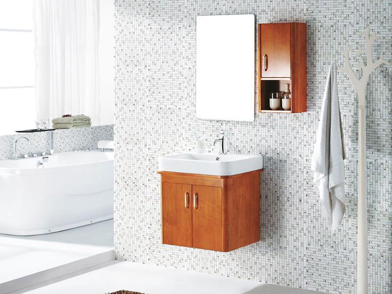 HK72_15*15 White Bathroom Glass Mosaic Tile