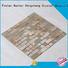Quality Hengsheng Brand swimming pool mosaics tans aluminum