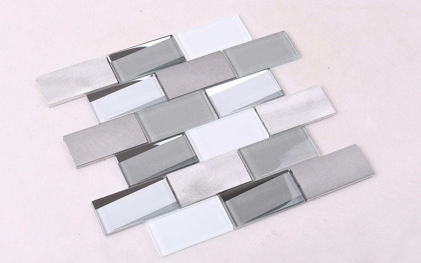 Heng Xing-Professional Herringbone Tile White Kitchen Backsplash Supplier
