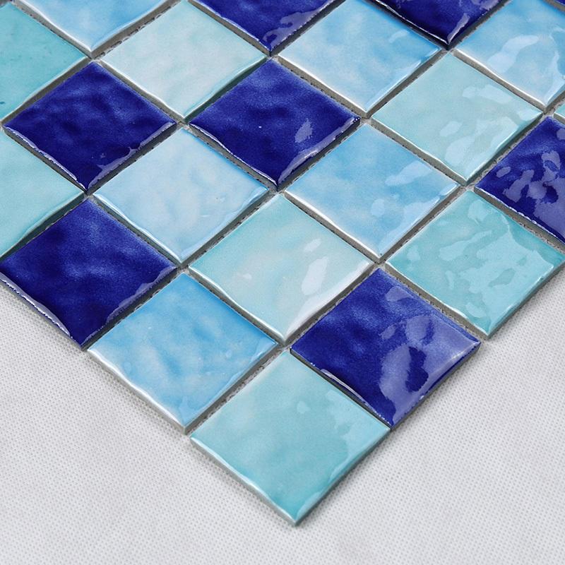Heng Xing-pool tile ,blue water pool mosaics | Heng Xing-1