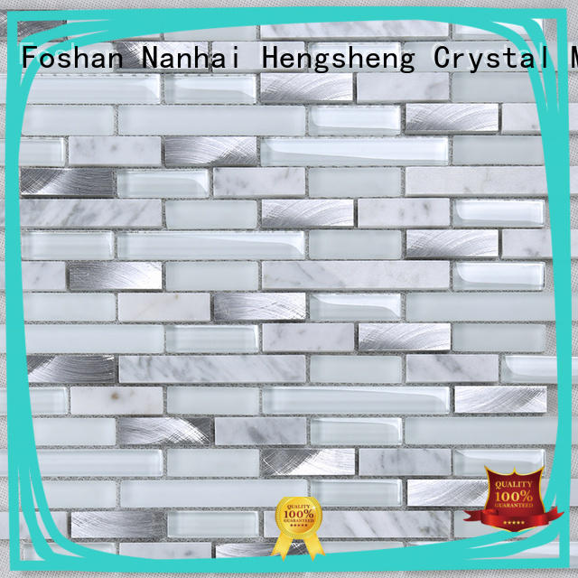 Heng Xing back metal tiles wholesale for hotel