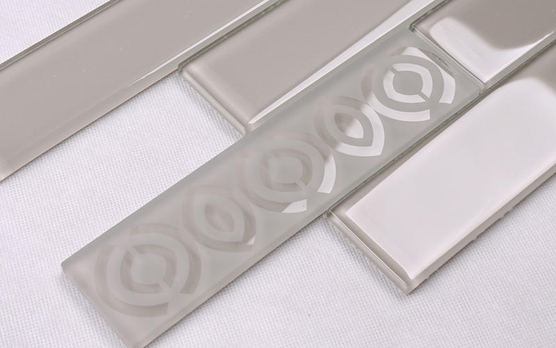 Heng Xing-Glass Mosaic Tile Backsplash Glass Mosaic Backsplash - Hengsheng-1