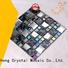 mix Custom kitchen subway glass mosaic tile Heng Xing rose