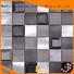 Heng Xing golden mosaic wall tiles series for hotel