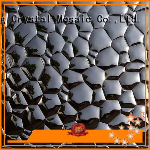 Heng Xing water linear mosaic tile Suppliers for living room