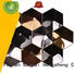 Heng Xing 3x6 metal wall tiles from China for kitchen