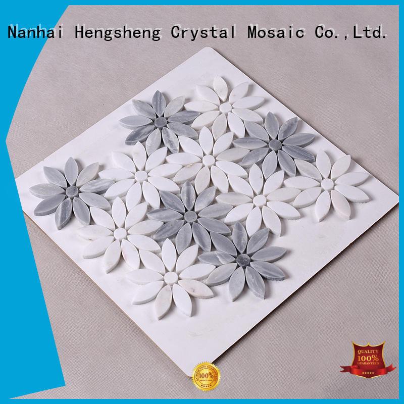 Quality Heng Xing Brand tile stone mosaic