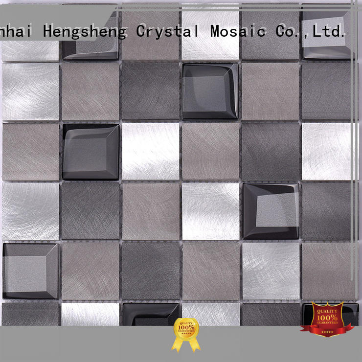 stable metallic floor tile wall from China for villa