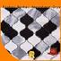 Heng Xing 2x2 natural stone mosaic tile sheets stone for backsplash