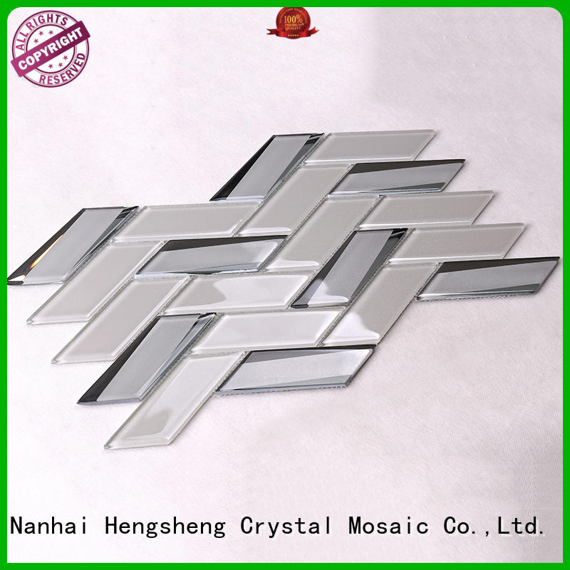 wall glass mosaic tile blast Hengsheng company