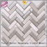 Heng Xing 3x3 glass subway tile personalized for living room