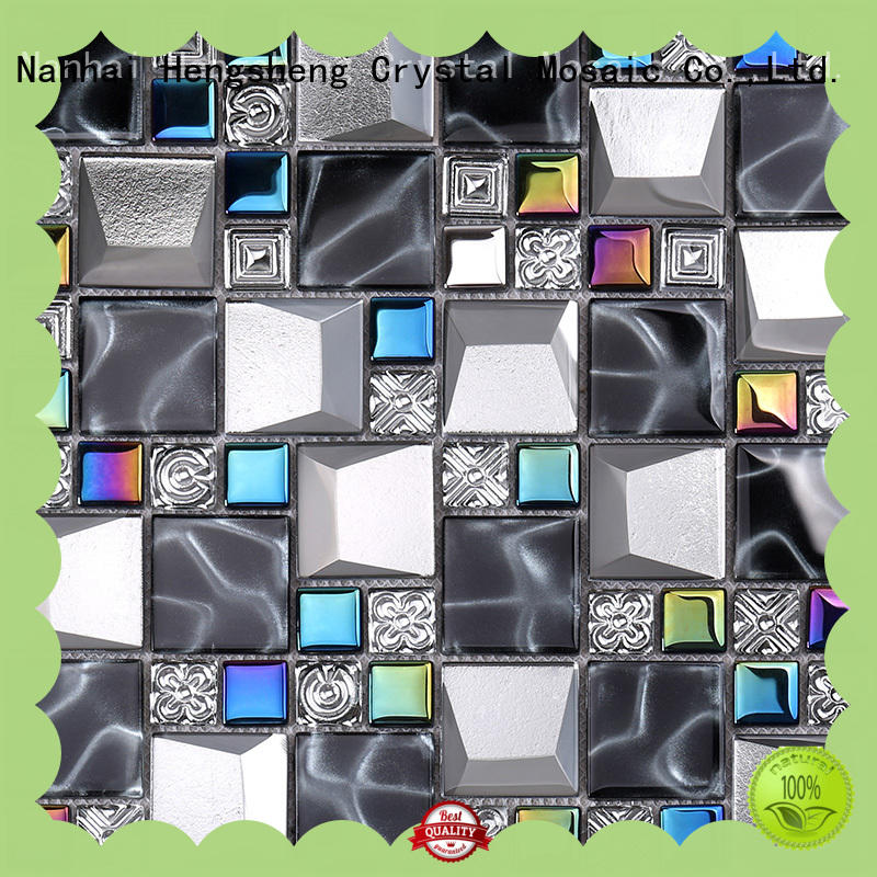 Best 3d mosaic tile aluminum for business for villa