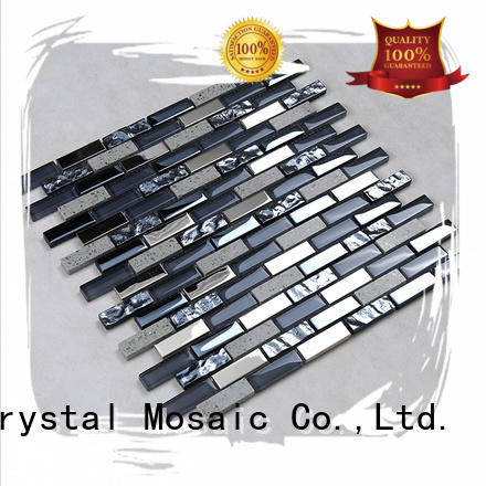 Hot mosaic glass tiles for kitchen super Heng Xing Brand
