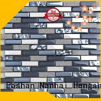 beveled discount porcelain tile mix for business for hotel