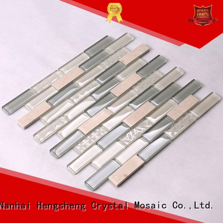 glass tiles for kitchen subway for kitchen Heng Xing