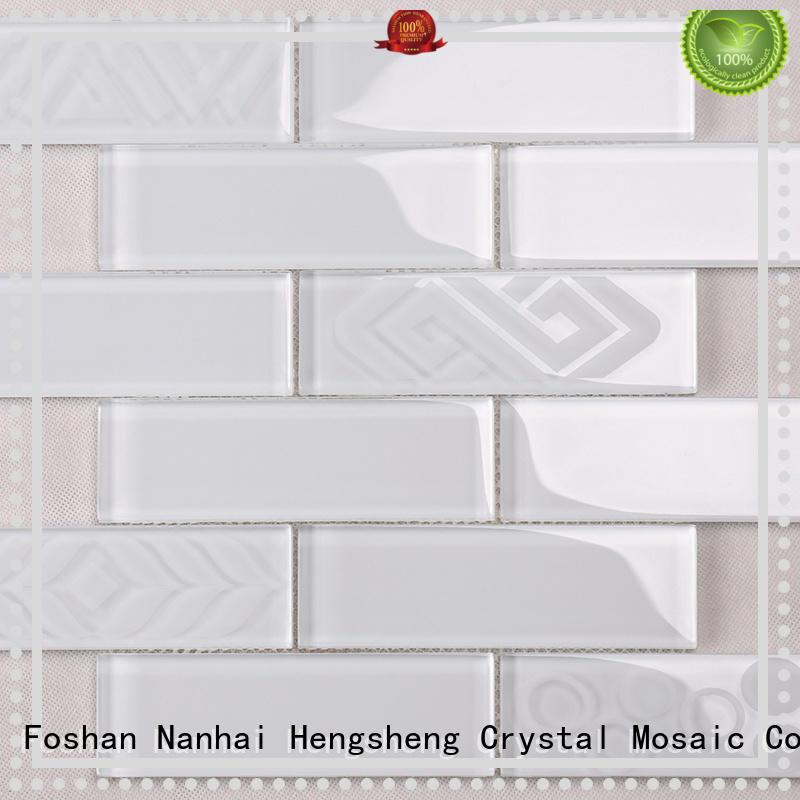 squarebevel tile interlock factory pricefor kitchen