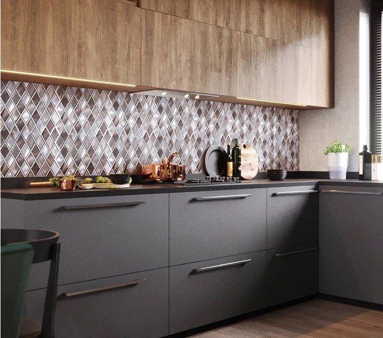 2x2 metallic kitchen tiles hlc140 directly sale for bathroom-6