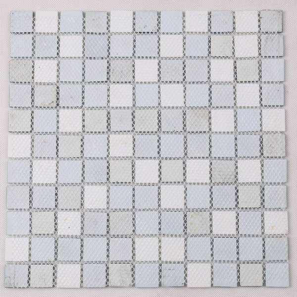 Heng Xing-Swimming Pool Tiles | Hand Painted Blue Water Pool Mosaics-4