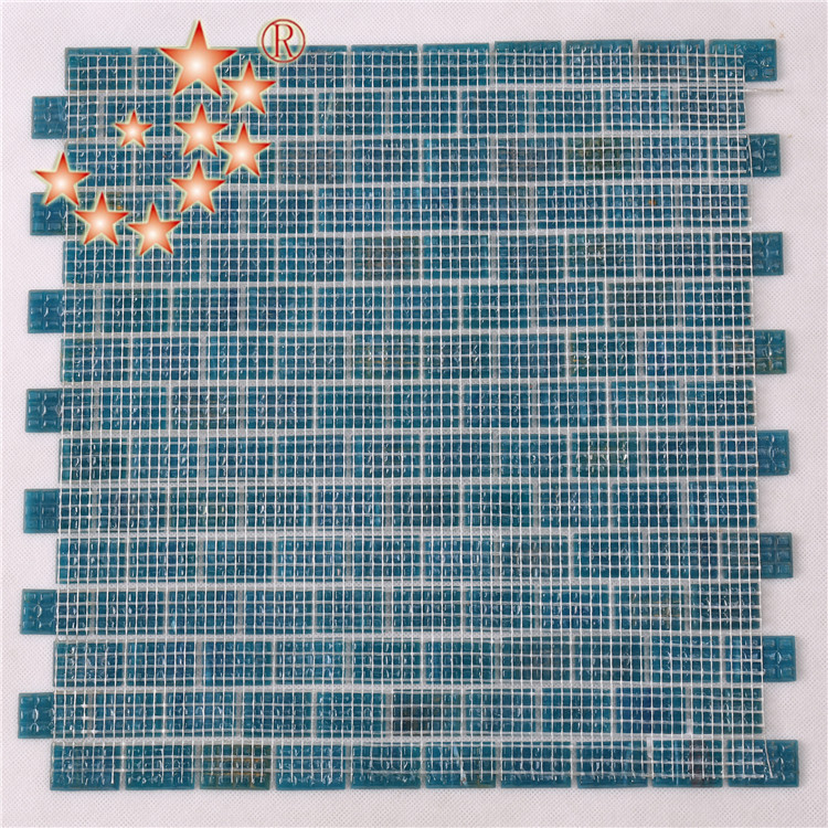 Heng Xing-Manufacturer Of Blue Green Glass Tile Swimming Pool Mosaic Tile-4