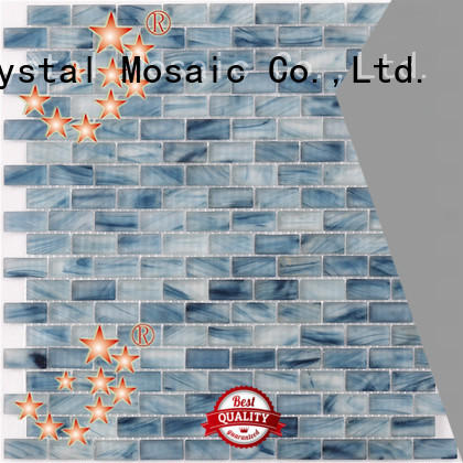 Heng Xing no14e glass pool tile supplier for spa