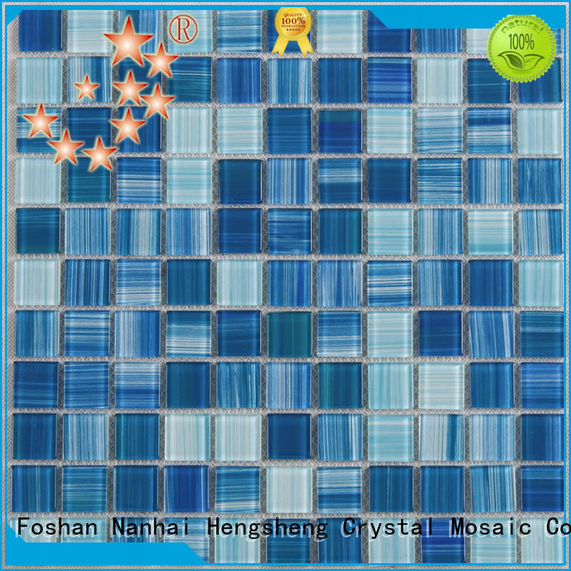 floor pool mosaics personalized for fountain