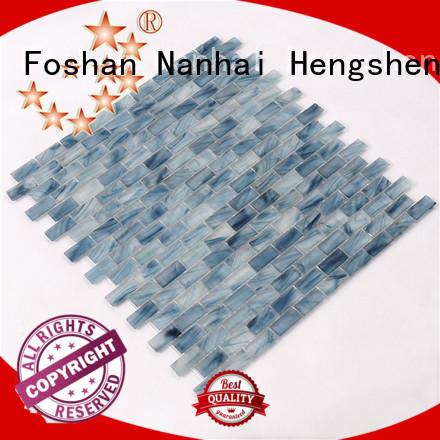 pool mosaics tile for fountain Heng Xing