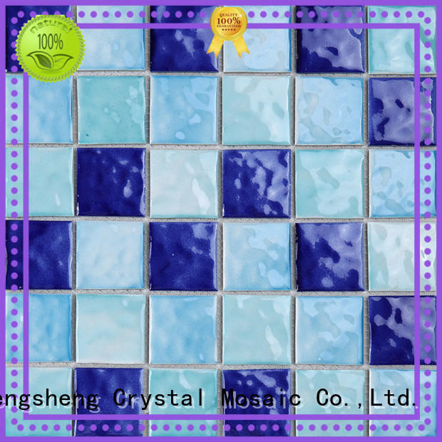 Heng Xing luxury grey pool tiles personalized for spa