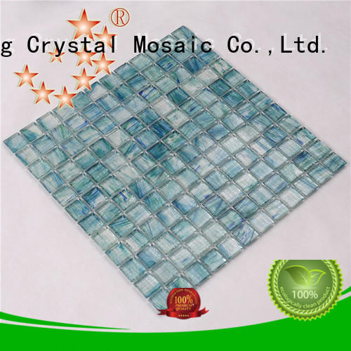 Heng Xing painted pool step tile personalized for fountain