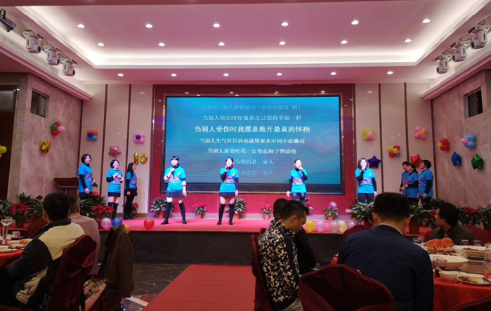 Heng Xing-Happy Chinese New Year Celebration Party 2019 | Pool Mosaic Tiles-9